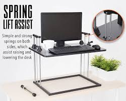 Office Depot Standing Desk Converter by Amazon Com Uptrak Standing Desk By Stand Steady Square Level