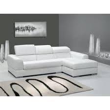 canap d angle en cuir blanc canape en cuir blanc amusant canap d angle blanc pas cher canape 4