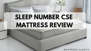 Sleep Number CSE Review The Best Classic Series Bed
