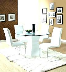 Dining Tables Cheap Modern Table Sets Round Room Chairs For Image Of M