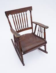 Wooden Rocking Chair Sold Antique Mission Style Rocking Chair Refinished Maple And Leather Adams Northwest Estate Sales Auctions Lot 12 Vintage Wood Mini Rocker 3 Vintage Wood Carved Rocking Chairs Incl 1 Duck Design Seat Tell City Company Love Seat Projects In Childs Wooden Refurbished Autentico Bright White Victorian W Upholstered Back Wooden Chair Ldon For 4000 Sale Shpock With Patchwork Design On Backrest Batley West Yorkshire Gumtree Child Doll Red Checked Fabric