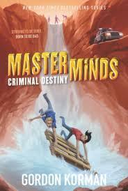 Criminal Destiny Masterminds Series 2