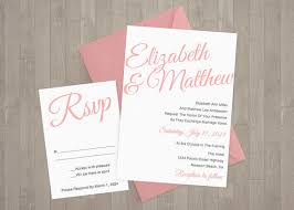 Etsy Wedding Invitations Template 13 Absolutely Adorable