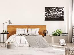 interieur trend schwarz und weiß schrankwerk