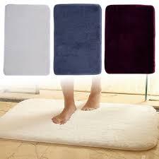 badteppich rutschfest saugfähig weich schaumstoff badezimmer