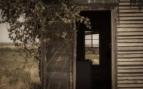 Light Wood House Window Home Wall Rural Abandoned Darkness Empty Black Interior Design Deserted Old