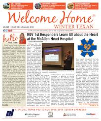 El Patio Downtown Mcallen Tx by Welcome Home Winter Texan Issue 18 February 24 2016 By Kristi