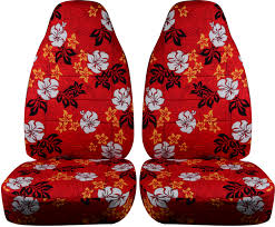 Hibiscus Car Seat Covers Hawaiian Print Car Seat Covers Front Semi ... Custom Chartt And Seatsaver Seat Protectors Covercraft Canine Covers Semicustom Rear Protector Burgundy Car Solid Color Full Set Semi Coverking Genuine Crgrade Neoprene Customfit Saddle Blanket Custom Car Seat Covers Are Affordable Offer A Nice Fit Amazoncom Natural Wood Bead Cover Massage Cool Cushion Camouflage Front Semicustom Treedigitalarmy Licensed Collegiate Fit By Blue Camo Oxgord 17pc Pu Leather Red Black Comfort Truck Suppliers