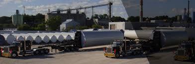Dresser Rand Wellsville New York by New York Transportation Logistics Heavy Haul Trucking Company Stx