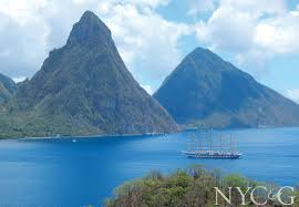 100 J Mountain St Lucia A Celestial Retreat On Reaches For The Ars New York