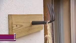 faire un porte outils à jardin minutefacile