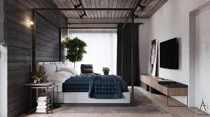 100 Industrial Style House Home Designing Warm With Layout