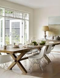 tisch mit stühlen landhaus groß holz country dining