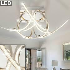 beleuchtung 30w led decken leuchte wohnzimmer le wellen