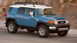 2011 Toyota FJ Cruiser: Review Notes: Fun Looks, Off-road Ability ...
