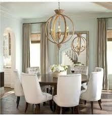 Dining Farmhouse Enchanting Room Inspiration