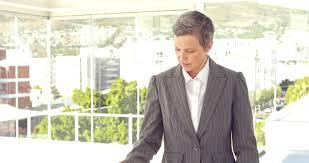 bureau vall guing portrait of the successful businessman going length ways