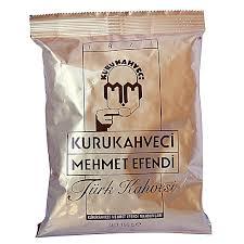 Mehmet Efendi Turk Kahvesi Turkish Coffee 100 G
