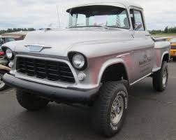 100 55chevy Truck 55 Chevy 3100 4x4 By Zypherion On DeviantART Things On Wheels