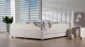 Modloft Prince Bed by Marsilya Platform Bed W Headboard Queen Size Escudo White By Sunset