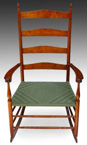 No. 7 Shaker Rocker, Tiger Maple - FineWoodworking Whats It Worth Shaker Chair Fruge Watercolor Beer Stein Kutani Easton Ding Chair Amish Direct Fniture Antique 1800s New England Ladder Back Elders Rocking Plans Round Bistro Cushions Amishmade Autumn Chairs Homesquare Modern Martins 1890 Shker 6 Mushroom Cpped Rocker Chir With Shwl Br Glider C20ab Double X Arm Wupholstered Seat Unfinished Is This A True Shaker Rocker I Have Read That There Were Look Noble House Gus Gray Wood Outdoor With Cushion Childrens Ebay
