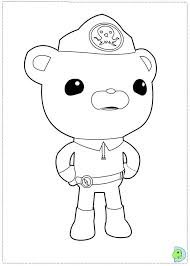 Octonauts Coloring Pages To Print 20 Inspirational 87 About Remodel