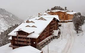 chalet altitude les arcs ski packages