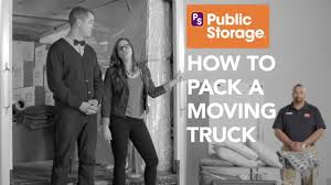 Public Storage: How To Pack A Moving Truck - YouTube Penske Moving Trucks Bonners Equipment Rentals How To Pack A Moving Truck Hirerush Blog Archives Ck Vango Properly Pack Rental Or Truck Self Storage Units Full Fragile Part Removals Packing Service To Anywhere In Ez Services How Load Part 1 Youtube Load Ubox And Container Choose The Right Size Insider Uhaul Auto Transport Phoenix Minnesota Residential Shirtlessmoverscom 7 Easy Steps Excellent Tips On Perfectly