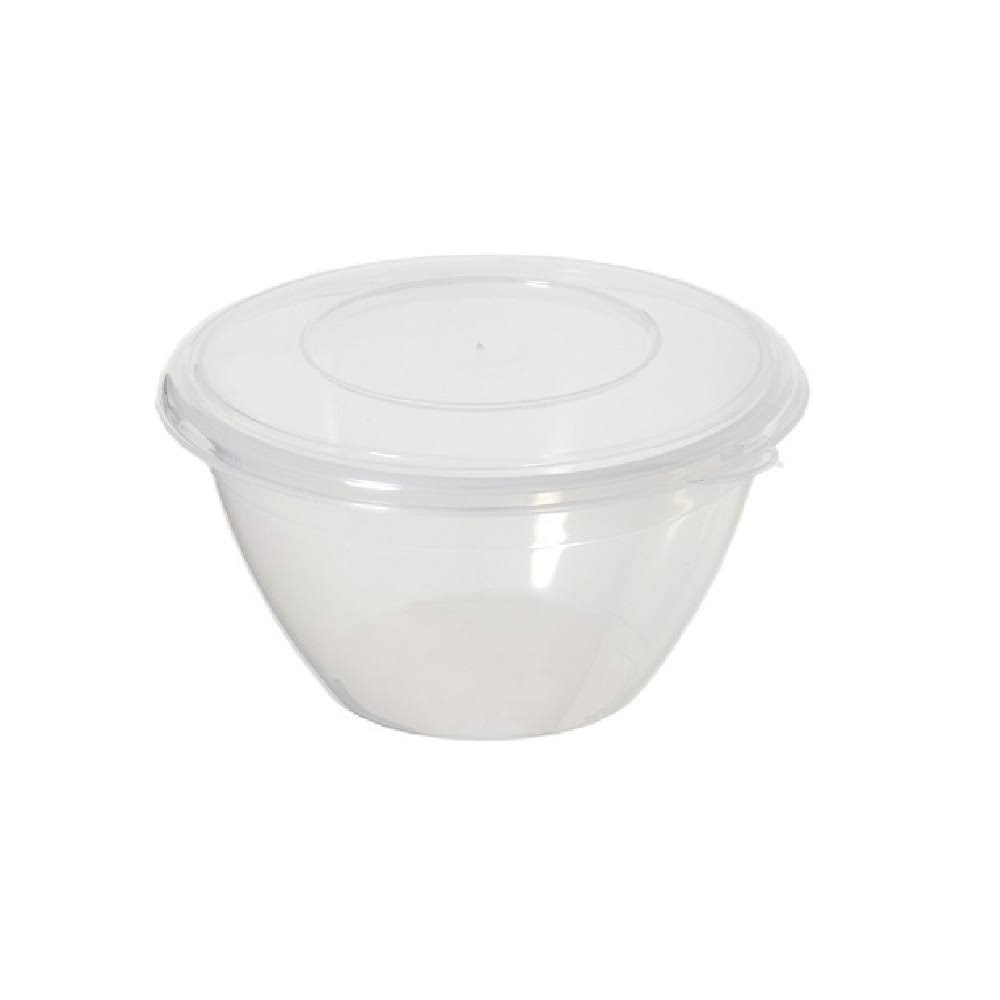 Whitefurze Pudding Bowl with Lid