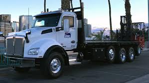 100 New Kenworth Trucks Six Trucks On Display From At Work Truck Show Heavy