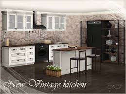 New Vintage Kitchen Part 1 By Gosik