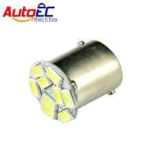 autoec 50x car brake light bulbs s25 1156 1157 ba15s bay15d p21w