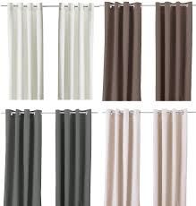 Blackout Curtain Liners Ikea by Ikea Curtains Beige Decorate The House With Beautiful Curtains