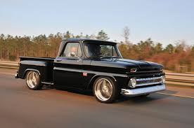 100 Stepside Trucks 1966 Chevy C10 If You Want Success Try Starting With The