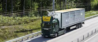 World's First Electric Road Opens In Sweden | Scania Group