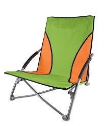Kijaro Beach Sling Chair by Amazon Com Stansport Low Profile Fold Up Chair Blue Orange