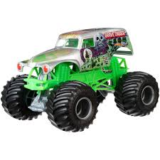 Hot Wheels Monster Jam Grave Digger Vehicle - Walmart.com Monster Truck Madness 6 Getting Started With An Axial Smt10 Big Amazoncom Jam Grave Digger 24volt Battery Powered Rideon Speed Upgrade On The New Power Wheels Rideon Toy 7 Hot Grave Die Cast Custom Ride Ons 12v By Walmartcom Returns To Jersey Nov 1 Through Dec 2 Phl17com 110 4wd Rtr Rc 4x4 Chrome Bright Industrial Co Toys Walmart Trending Now Giant Gift Ideas Shop 124 Remote Control Free