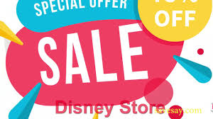 Disney Store Coupons (Daily Update): 100% WORKING