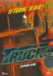 100 Trucks Stephen King 1997 Movie