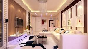 Living RoomCreative Interior Design For Room Wall Idea Creative