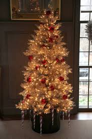 Gold Christmas Tree Tinsel Icicles by My Holiday Décor The Martha Stewart Blog