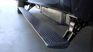 100 Side Step For Truck Truck Accessorie Power Side Step Texas Custom Trailers