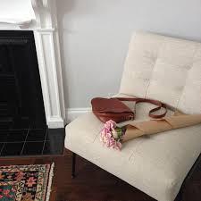West Elm Tillary Sofa Slipcover by Kelly Love U0027s Bohemian London Home Front Main