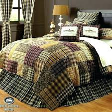 Cabin Duvet Covers Creative Country Cabin Bedding Including