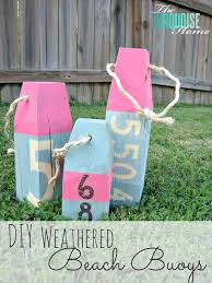 DIY Weathered Wood Beach Buoys | Wouldn't, Lakes And Thoughts Warren House Numbers Rejuvenation Pottery Barn Knockoff Moss Letters Blesser Fniture Sonoma For Versatile Placement In Your Room Fun Ideas Tree Bed Best House Design Design Impressive Office With Mesmerizing Knockoff Noel Sign Living Rich On Lessliving 6 Modern Mayfair Sconce Way Cuter Than A Floodlight 4 Two It Yourself Diy Number Sign And How To Drill Into Brick Inspired Beach Barn Inspired