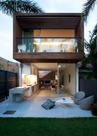 100 Real Estate North Bondi House By MCK Architects Houses Narrow House House