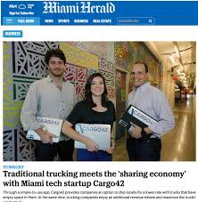 Miami Herald Profiles C42's Approach To Local Trucking & The ... Local Trucking Jobs Greensboro Industry California Association Trucking Company Files Federal Complaint Youtube A Trip To A Local Salvage Yard Today In Nc Flickr About Us Dfw Hot Shot Inc The Future Of Uberatg Medium Companies Pennsylvania Wisconsin Regional And Otr In Nc Inspirational Rules Of Driving Based On Company Sends First Convoy To Aid Hurricane Harvey Uk Diaries Deliveries All Trucks And Class Truck Drivers Apply Now Salt Lake City Ut Dts