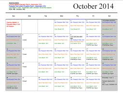 Snohomish Farms Pumpkin Patches by Stocker Farms Calendars