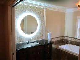 lights lighted bathroom mirror magnifying makeup vanity mirrors