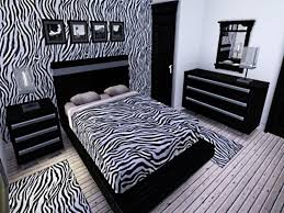 Zebra Bedroom Accessories Colorless Choice With The 28 Decor For Exotic